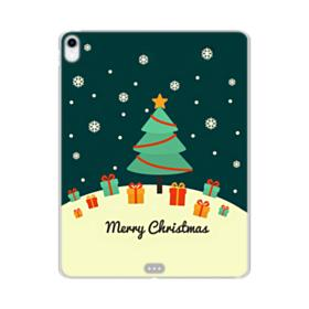 Holly And Jolly iPad Pro 11.0 (2018) Clear Case