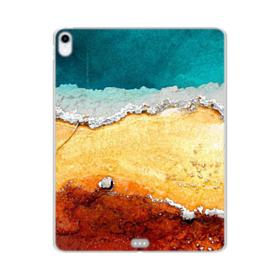 Metal Decay iPad Pro 11.0 (2018) Clear Case