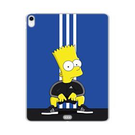 Simpson Bart X Adidas iPad Pro 11.0 (2018) Clear Case