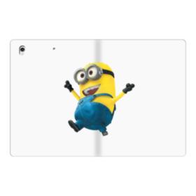Funny Minion iPad Pro 12.9 (2017) Folio Case