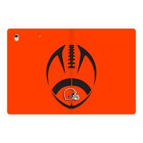 Cleveland Browns Nike Football Shape iPad Pro 12.9 (2017) Folio Case