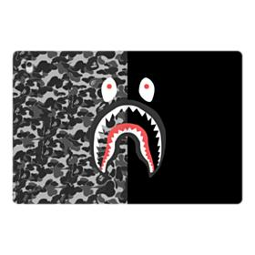 Bape Shark Camo & Black iPad Pro 12.9 (2017) Folio Case