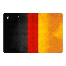 German Flag Vertical Bands iPad Pro 12.9 (2017) Folio Case