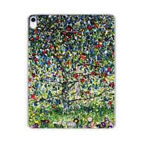 Apple Tree Gustav Klimt iPad Pro 12.9 (2018) Clear Case