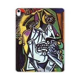 The Weeping Woman iPad Pro 12.9 (2018) Clear Case