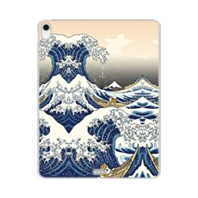 Waves iPad Pro 12.9 (2018) Clear Case