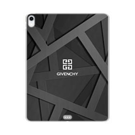 Givenchy Men iPad Pro 12.9 (2018) Clear Case