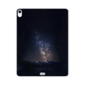 Galaxy Night and Earth iPad Pro 12.9 (2018) Clear Case