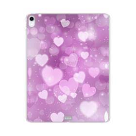 Aurora Hearts iPad Pro 12.9 (2018) Clear Case