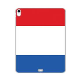 Flag of the Netherlands iPad Pro 12.9 (2018) Clear Case