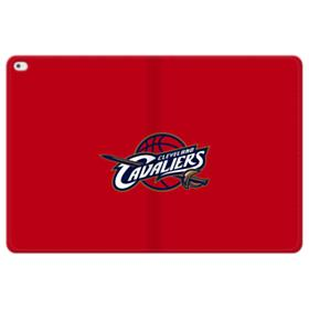 Cleveland Cavaliers Flat iPad Pro 12.9 (2015) Folio Leather Case
