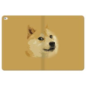 Doge meme iPad Pro 12.9 (2015) Folio Leather Case