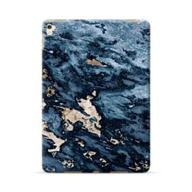 Navy Blue Sarrancolin Marble iPad Pro 9.7 (2016) Case