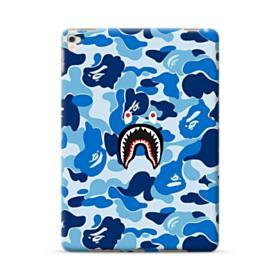 Bape Shark Blue Camo iPad Pro 9.7 (2016) Case