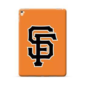 San Francisco Giants Team Logo SF Interlocking iPad Pro 9.7 (2016) Case