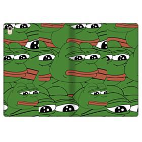 Sad Pepe frog seamless iPad Pro 9.7 (2016) Folio Case