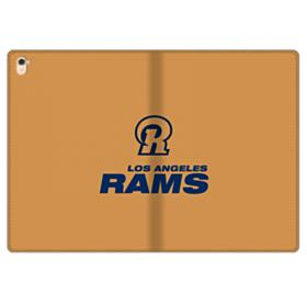 Los Angeles Rams Logo Gold iPad Pro 9.7 (2016) Folio Case