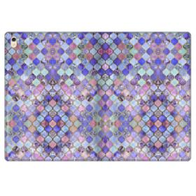 Purple Moroccan Tiles iPad Pro 9.7 (2016) Folio Case