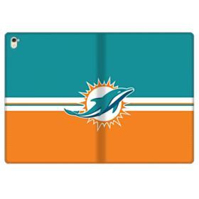 Dolphins Green Orange Banners iPad Pro 9.7 (2016) Folio Case
