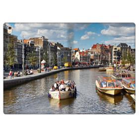Amsterdam River View iPad Pro 9.7 (2016) Folio Case