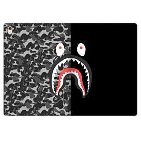 Bape Shark Camo & Black iPad Pro 9.7 (2016) Folio Case