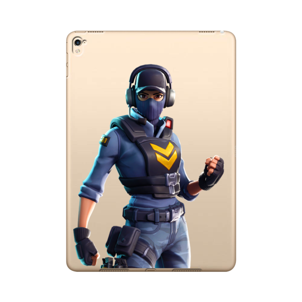 Fortnite Leaked Skins,counter Strike,video Games,epic Games, iPad Pro 9 7  (2016) Clear Silicone Case