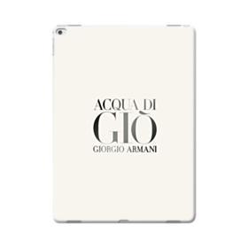 Giorgio Armani Acqua Di Gio Bottle iPad Pro 12.9 (2015) Case