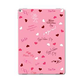 Happy Valentine's Day iPad Pro 12.9 (2015) Case