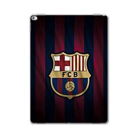FC Barcelona Logo Fabric iPad Pro 12.9 (2015) Case
