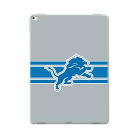 Detroit Lions Gray Stroke iPad Pro 12.9 (2015) Case
