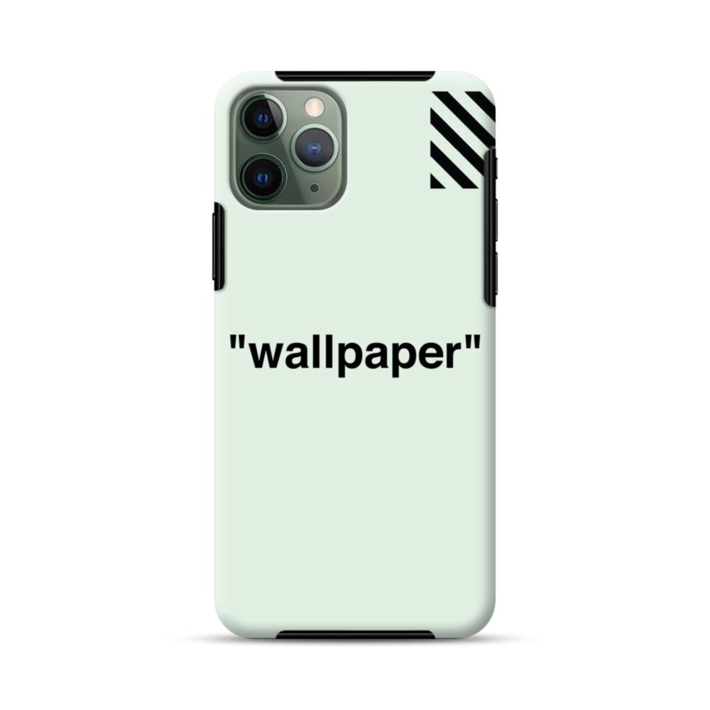 Wallpaper Stripes Minimalism Iphone 11 Pro Max Tough Case Caseformula