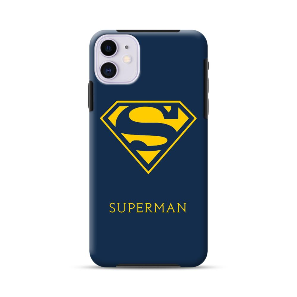 Superman Logo Iphone 11 Tough Case Caseformula