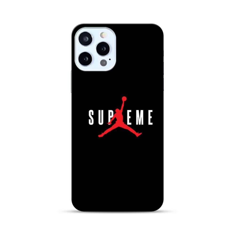 Supreme x Air Jordan iPhone 12 Pro Case  CaseFormula
