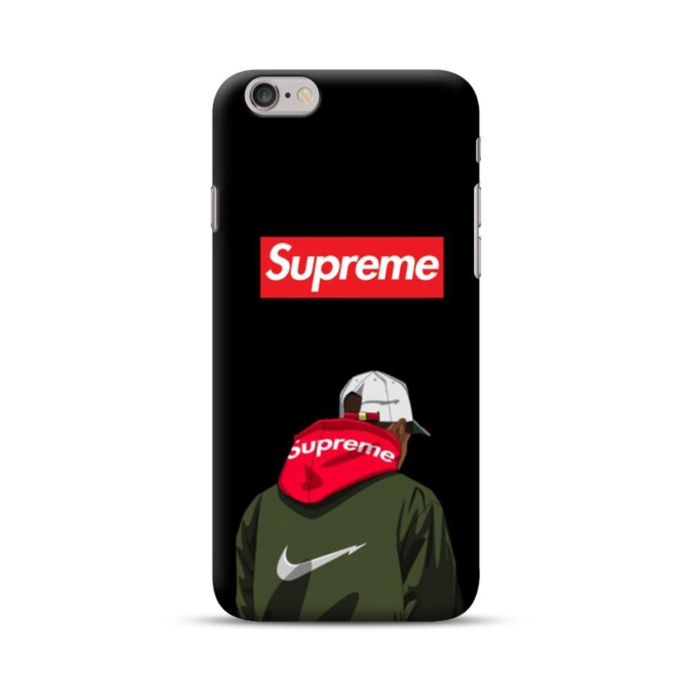 Supreme Hoodie Boy IPhone 6S/6 Case | CaseFormula
