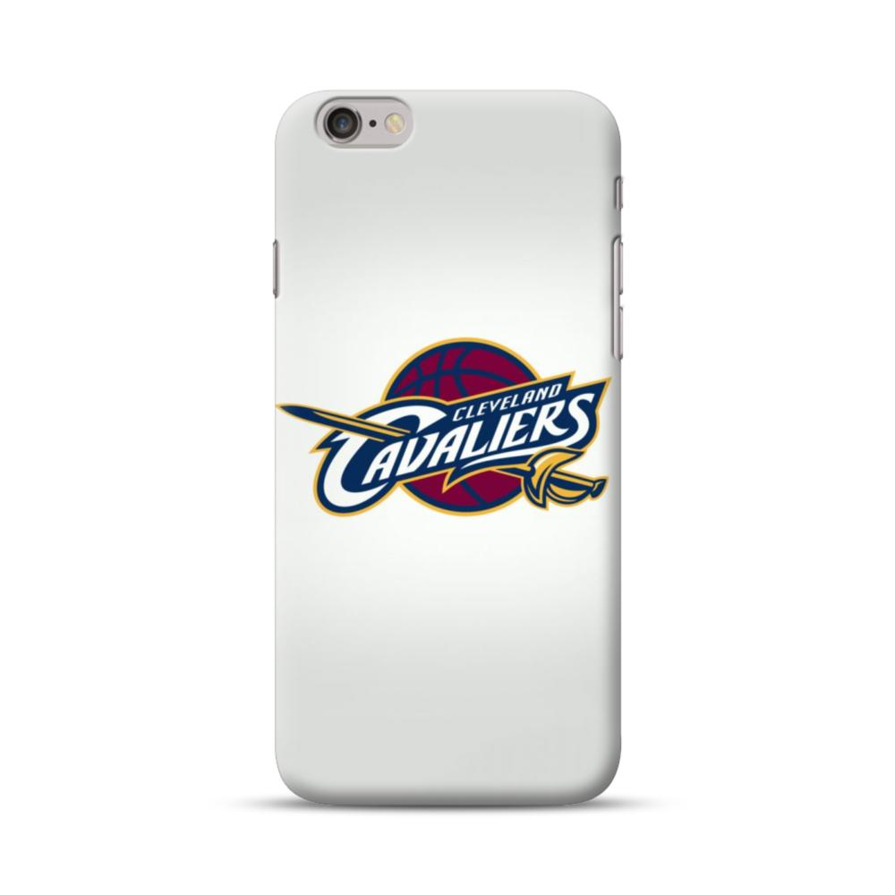 new products c3069 b21a4 Cleveland Cavaliers Logo Basketball iPhone 6S/6 Case
