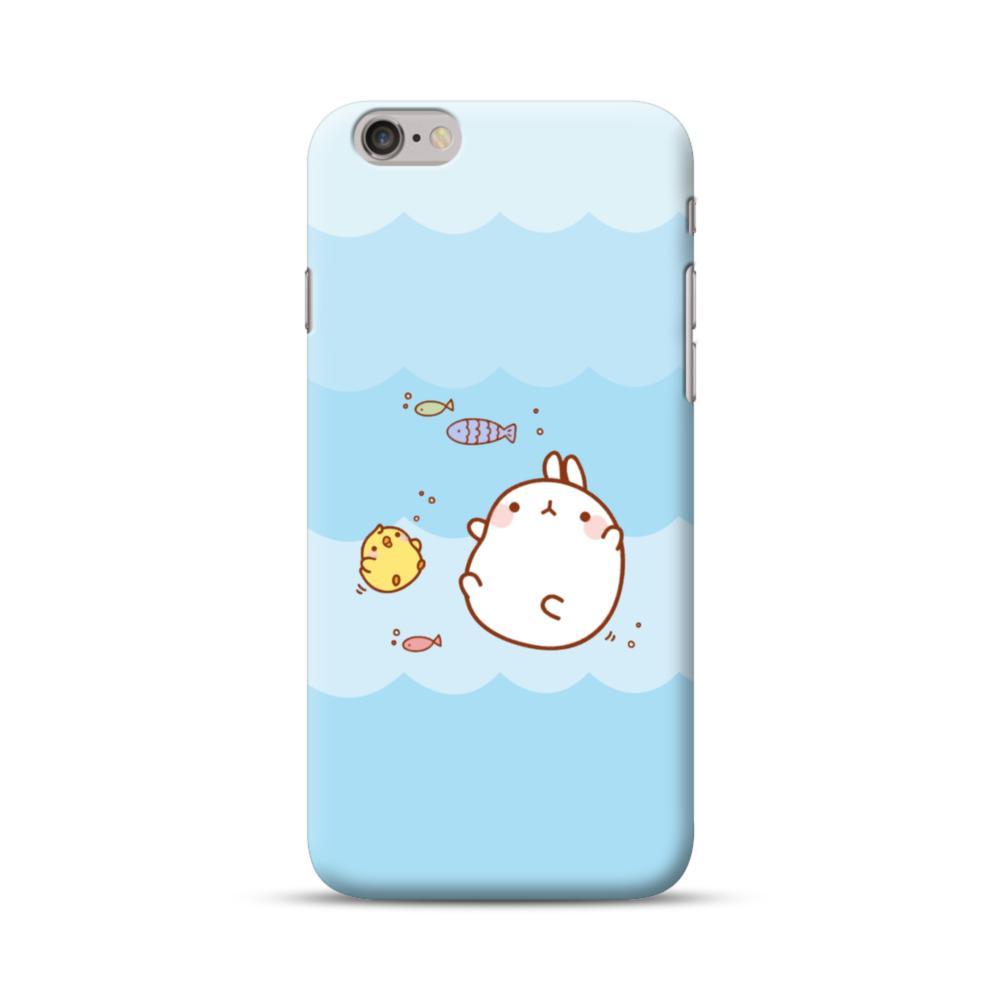 Molang And Piu Piu iPhone 6S/6 Case