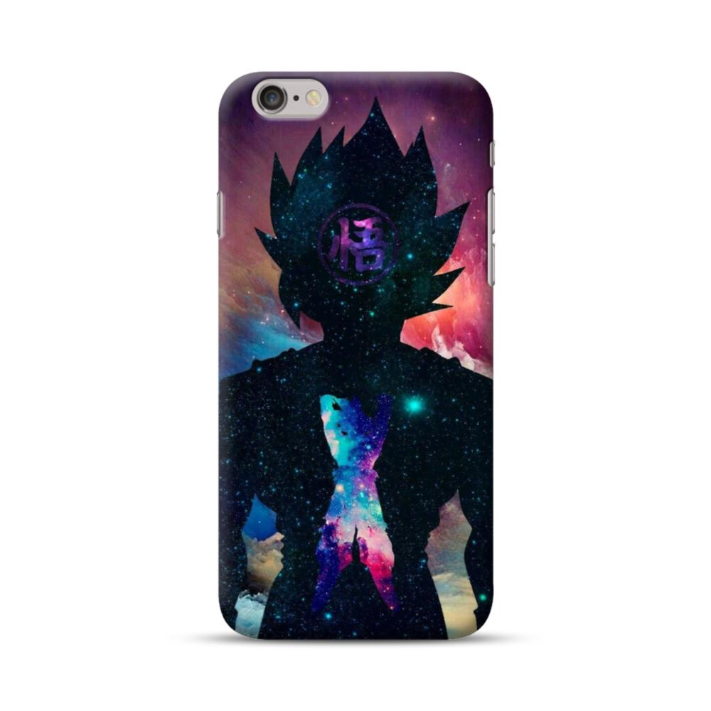 detailed look 4428a 423ca Dragon Ball Goku iPhone 6S/6 Case