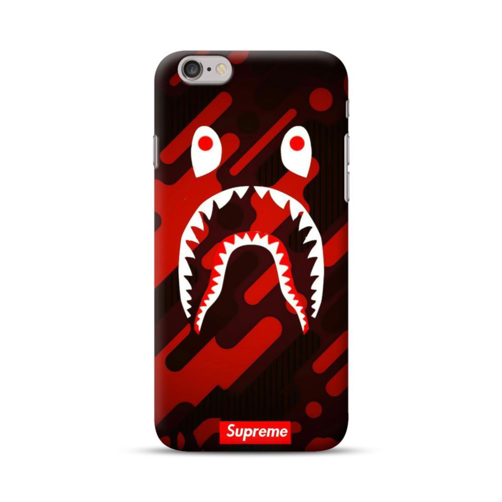 Supreme Shark IPhone 6S/6 Case | CaseFormula