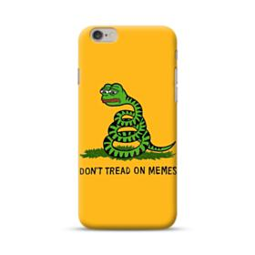 Pepe the frog don't tread on memes iPhone 6S/6 Case