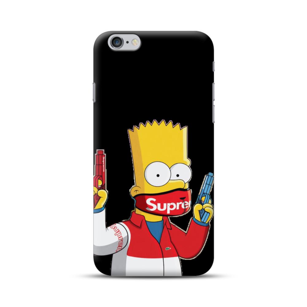 Simpson And His Gun iPhone 6S/6 Plus Case