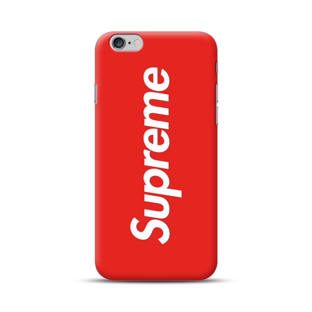 Supreme Red iPhone 6S/6 Plus Case   CaseFormula