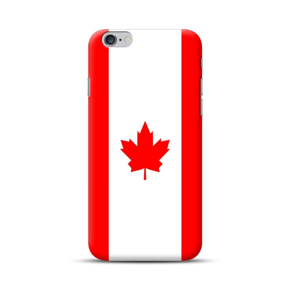 separation shoes 6a677 8b0da Flag of Canada iPhone 6S/6 Plus Case
