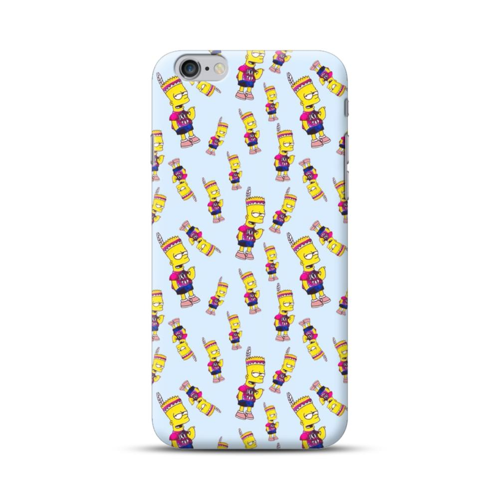 newest 602a8 babef Cartoon Collage iPhone 6S/6 Plus Case