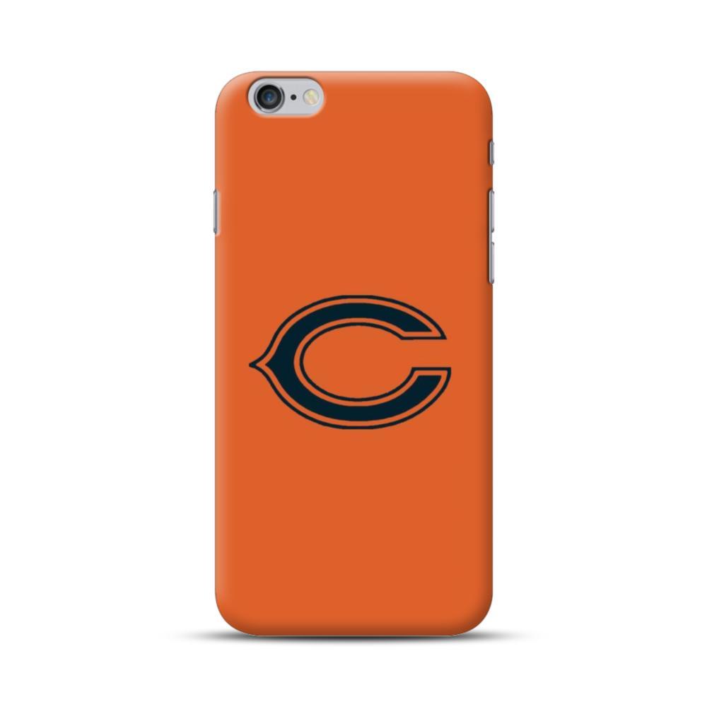 promo code d7ceb 71a68 Chicago Bears C Monogram iPhone 6S/6 Plus Case