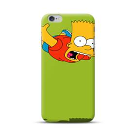 Bart in the air iPhone 6S/6 Plus Case