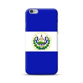 Flag of El Salvador iPhone 6S/6 Plus Case