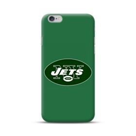 online retailer 14747 fe14f New York Jets Team Logo Green iPhone 6S/6 Plus Case