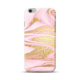 Pink & Gold iPhone 6S/6 Plus Case