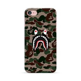 Bape shark camo print iPhone 7 Case