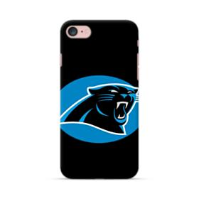 Carolina Panthers Logo Round iPhone 7 Case